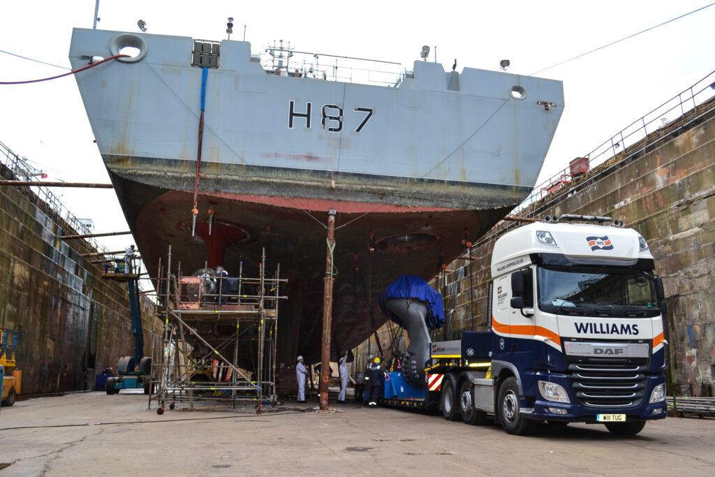 logistics (5 of 5)