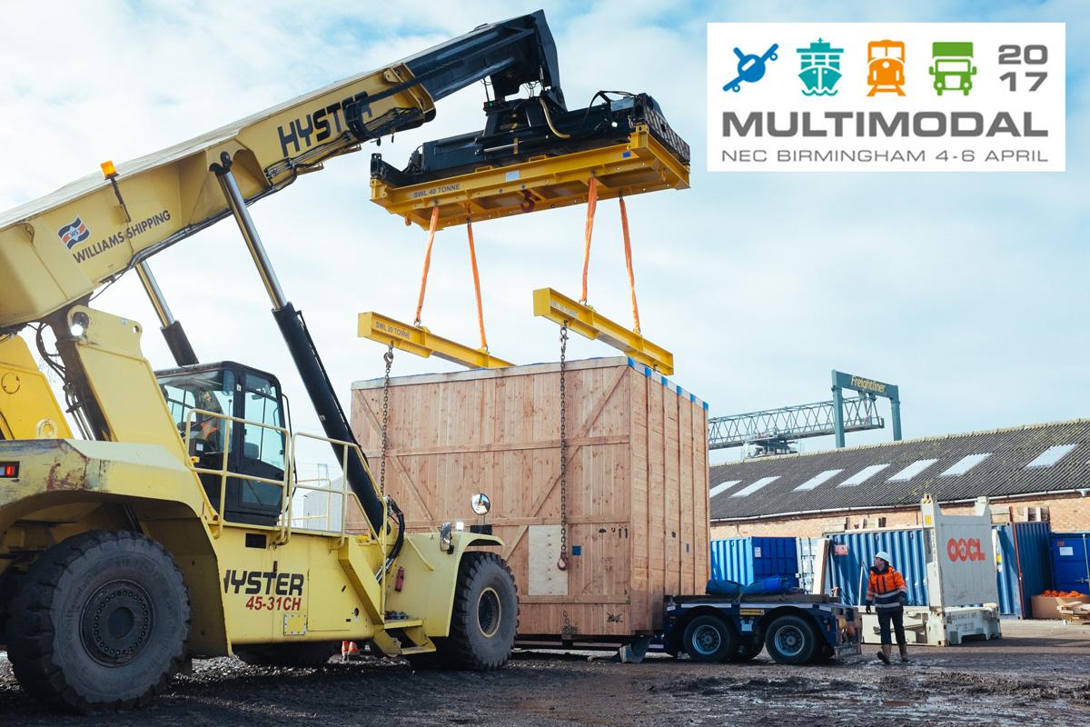 Visit Us At Multimodal 2017 Williams Shipping