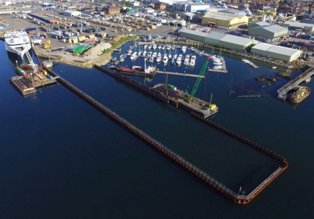 South Quay Extension