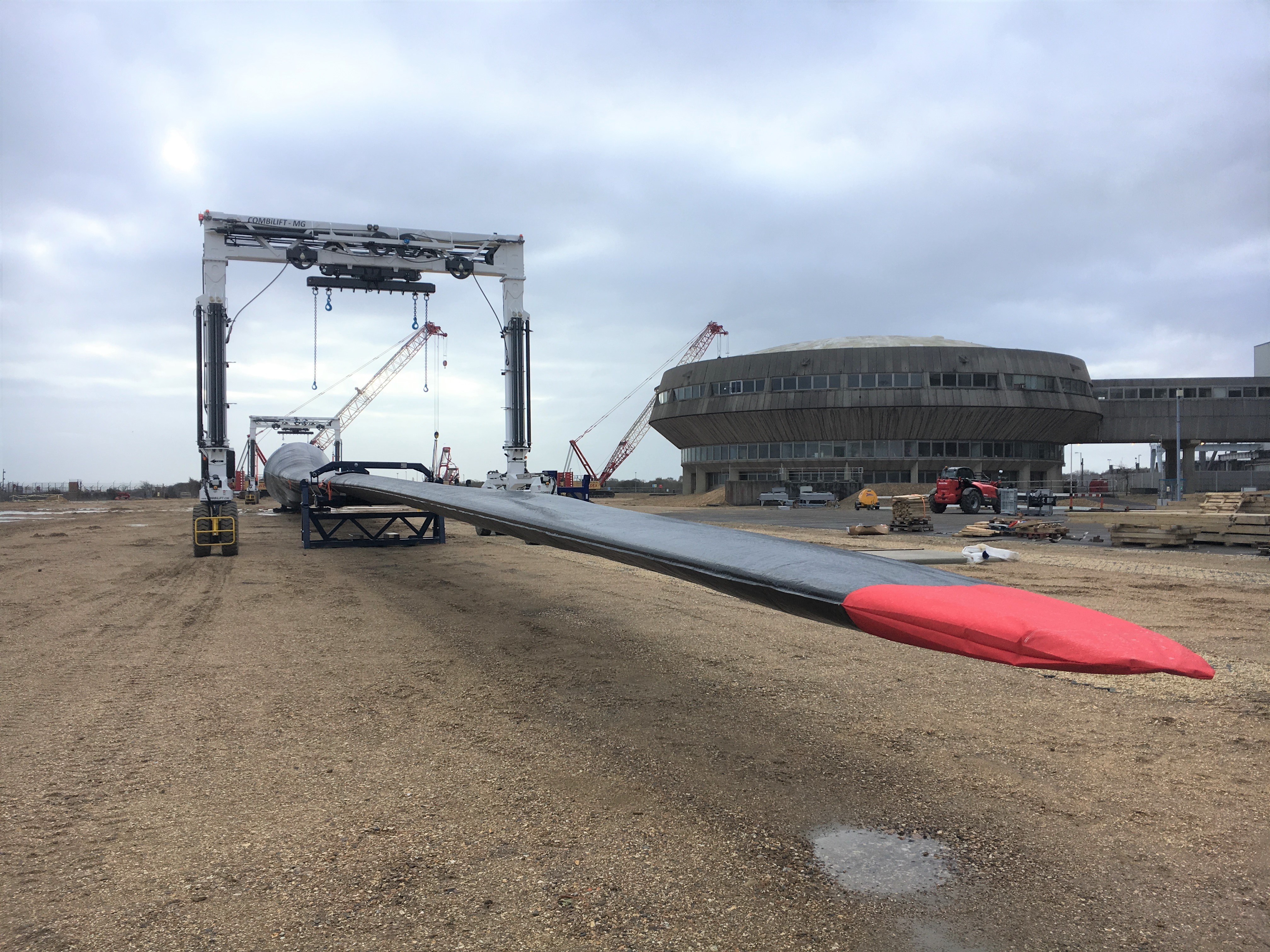Williams Shipping Begins Turbine Blade Contract For Mhi