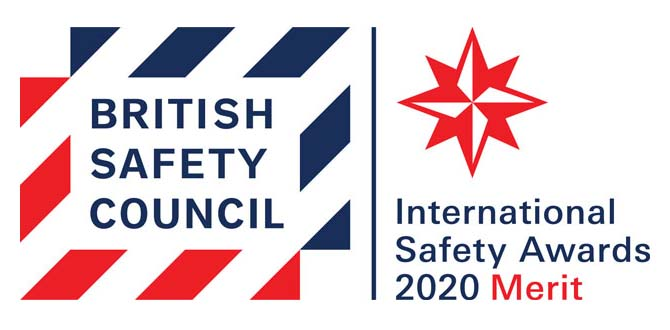 British Safety Council International Safety Awards
